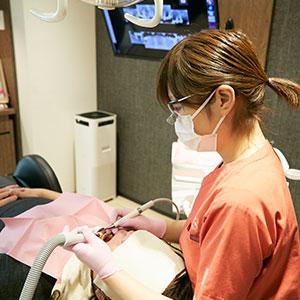 担当歯科衛生士制