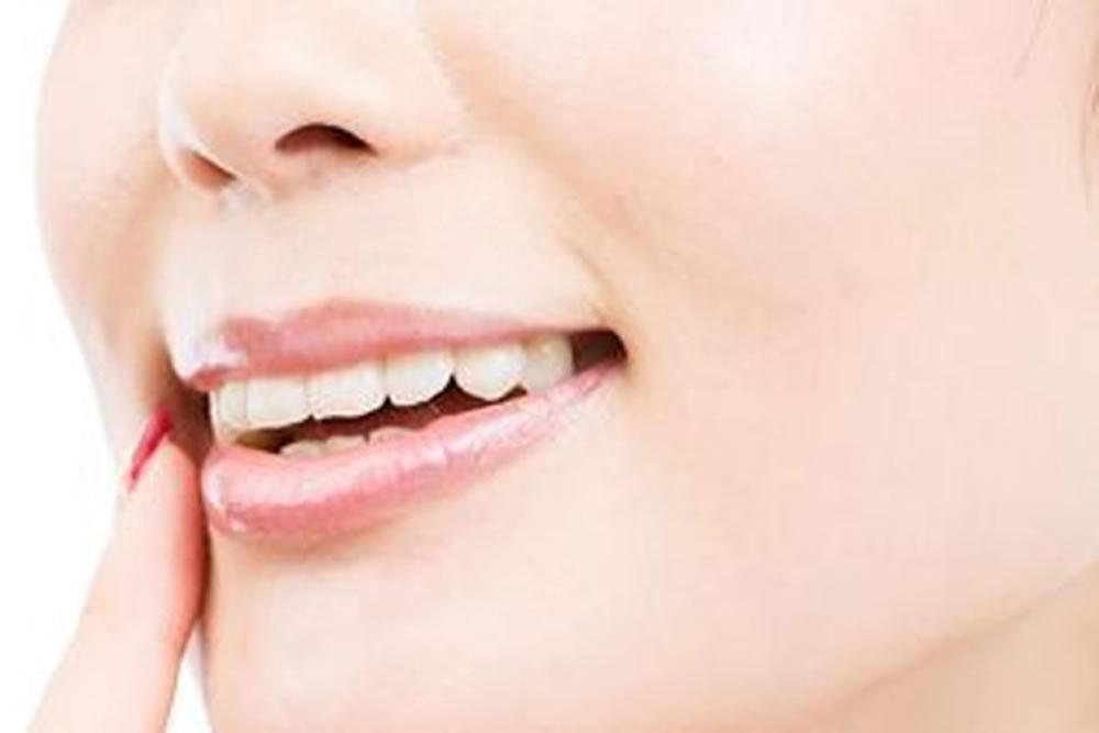 歯肉のマッサージ